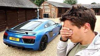 POLICE STOPPED MY AUDI R8! | THE TRUTH!