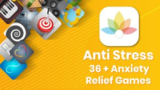 AntiStress, Relaxing, Anxiety & Stress Relief Game screenshot 2