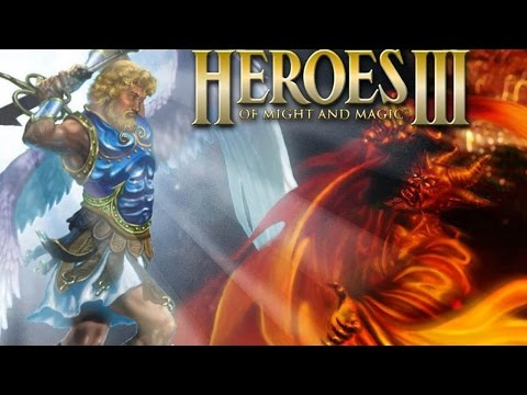 видео: Прохождение paragon 2.0 heroes of might and magic iii. Часть 1
