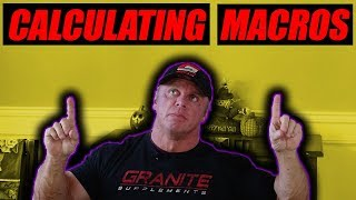 How To Set Up Macros For A Diet / Meal Plan