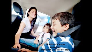 How to Make Kids Behave in the Car