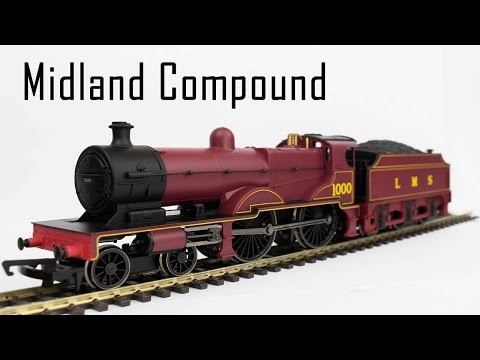 Unboxing The Railroad Midland Compound From Hornby (1000 Subscriber Special)