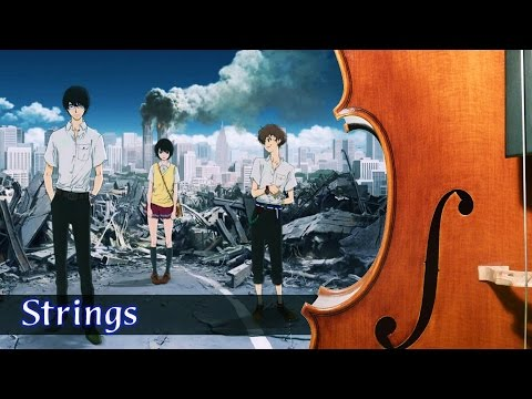 Zankyou No Terror Opening (Cover) - Strings Arrangement 残響のテロル OP