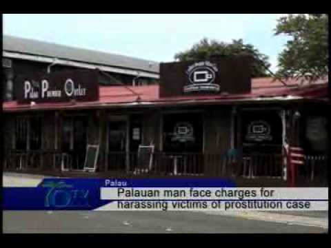 Palauan man face charges for harassing victims of prostitution case