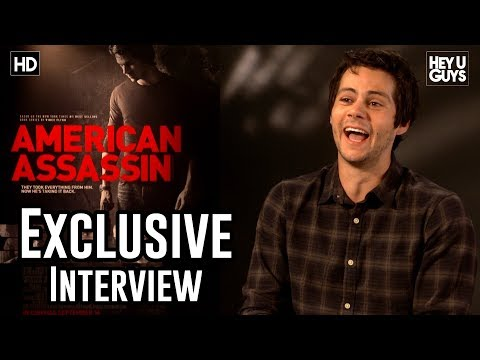 Dylan O'Brien - American Assassin Exclusive Interview