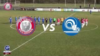 05.03.2017 FC Union Heilbronn vs SV Leingarten