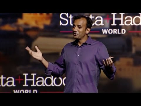 """Data Science: Where are We Going?"" - Dr. DJ Patil (Strata + Hadoop 2015)"