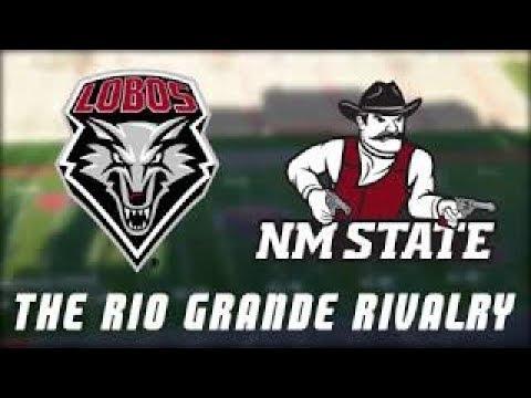 NMSU vs UNM Football 2017