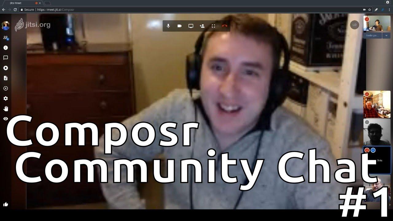 Composr Community Chat #1