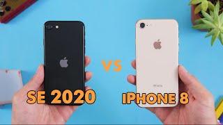 Chỉ thêm Apple A13, không ngờ SE 2020 NGON hơn hẳn iPhone 8 thế này - Bất ngờ!
