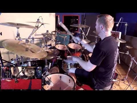 Dan Presland - Ne Obliviscaris - Intra Venus Drum Play-through