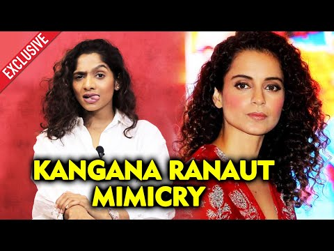 Jamie Lever On Kangana Ranaut Mimicry And Fans Getting Angry   Big Fan Of Kangana