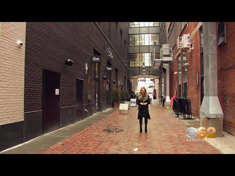 Eye On Detroit - Parker's Alley