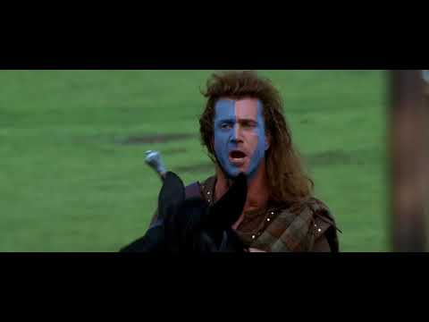 Discurso de William Wallace, Braveheart, HD