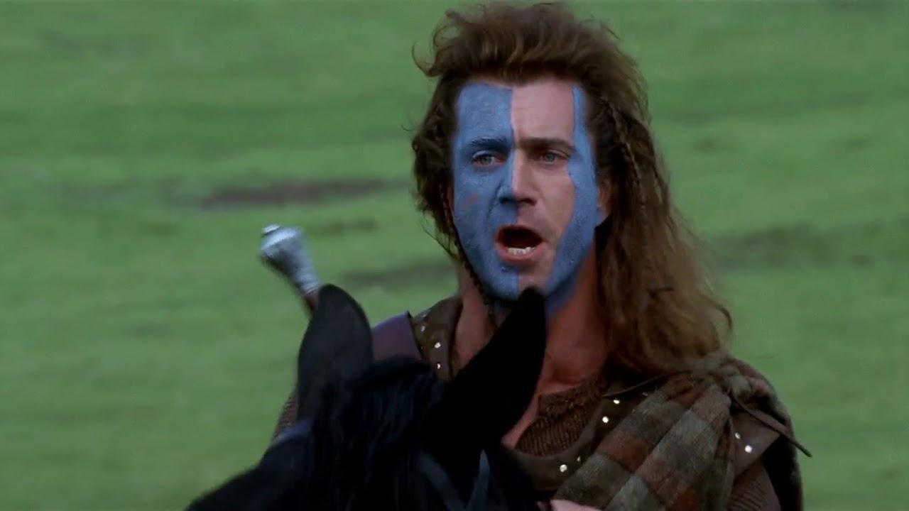 Discurso De William Wallace Braveheart Hd