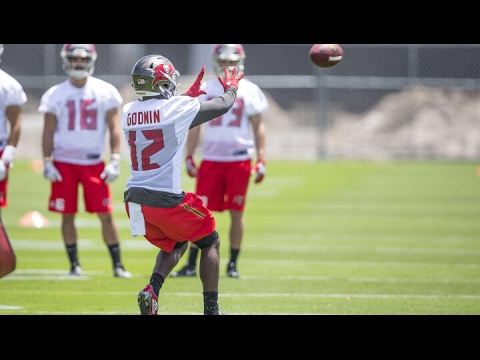 Chris Godwin Gets Praise From Jameis Winston At Bucs OTAs