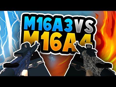 M16A3 vs M16A4 | What Gun Is Better?!?!