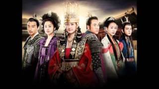 The Great Queen Seondeok Soundtrack - Yuri-jan (Mi-shil's Crystal Glass) HD