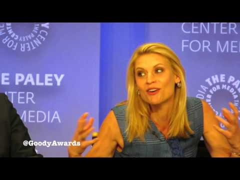 Claire Danes describes her Cry Face on Homeland