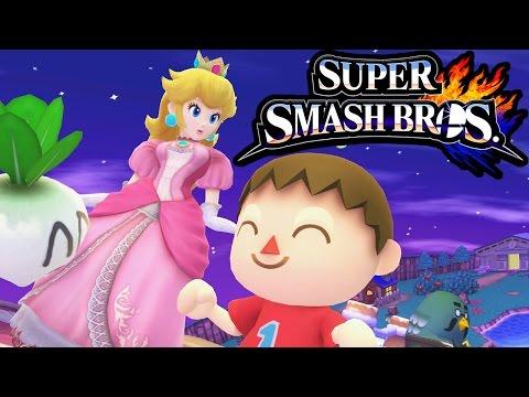 Super Smash Bros 4 Wii U Gameplay - 1-VS-1 Viewers Online - Weekly Live Stream - Nintendo 60fps
