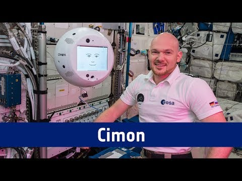 International Space Station's spherical flying robot speaks up for the first time