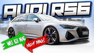 JP Performance - Audi RS6 | Was ich mag, nicht mag
