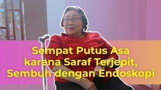 Mengenal Nyeri Tulang Belakang bersama dr Mahdian Nasution.