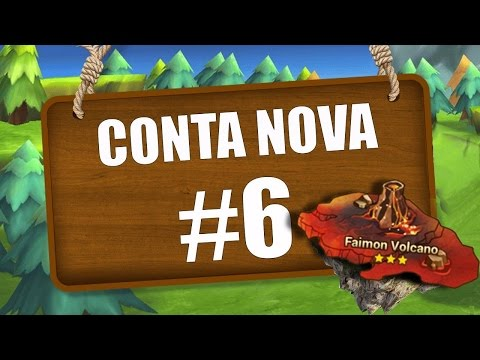 SUMMONERS WAR: Gameplay Série conta nova - Abrindo L&D de FAIMON! #06