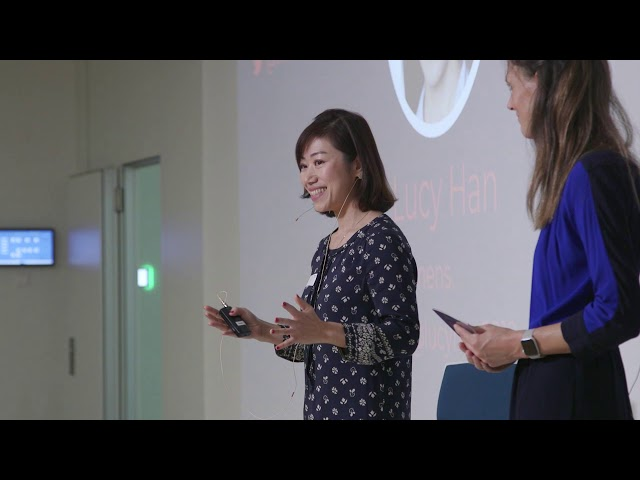 Part 6 | Lucy Han from Siemens | WE SHAPE TECH role models event