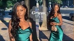 Brazilian  Body Wave  hair routine & GRWM | UNice hair