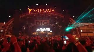 Closing Party BIG David Guetta Ushuaia 28.08.17