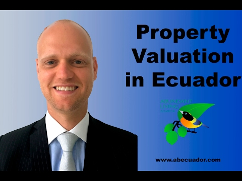 Property Valuation in Ecuador
