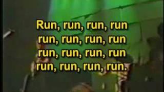 Pink Floyd - Run Like Hell (Karaoke)