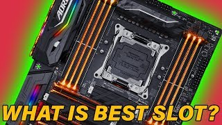 Does Your Ram Slot Matter Youtube