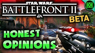 Battlefront 2 Beta Review + Opinions | Star Wars Battlefront 2 Multiplayer Gameplay (PS4 Pro)