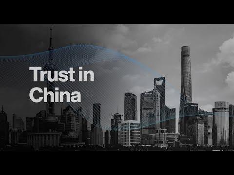 Jeffrey Yu on Trust in China