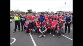 Tractor run Kilkenny 2013