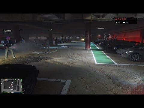 GTA 5 - JDM Car Meet and Regular Racing PS4