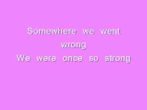 Did You Forget (lyrics)