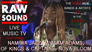 LIVE MUSIC TV Best New Bands and Artists Episode 4 Series 6 RawSound TV