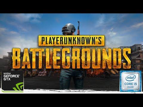 PlayerUnknown's Battleground | i5 6400 GTX 1060 3GB | Gameplay (1080p) @60FPS