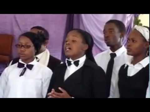 Solusi Adventist High School Choir- UYEZA (unedited)
