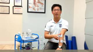 The TENS Machine (Pain Management & Muscle Injury)