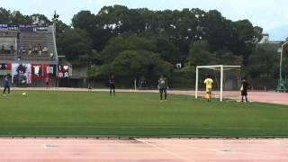 PK戦 - 天皇杯 1回戦 奈良クラブ対藤枝MYFC