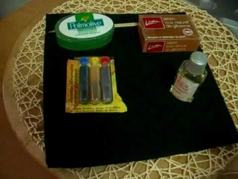 Como hacer jabones decorativos youtube for Como hacer espejos decorativos