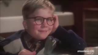 """SOMEBODY EDITED ZOMBIES INTO """"A CHRISTMAS STORY"""" AND IT'S BETTER!"""