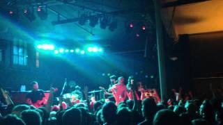 The Devil Wears Prada - Mammoth (HD) (Live SLC 2/20/2013) thumbnail