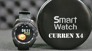 огляд смарт годинника Curren x4  Конкурс!