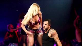 Britney Spears The Femme Fatale Tour- Trouble For Me (Live Las Vegas DVD)