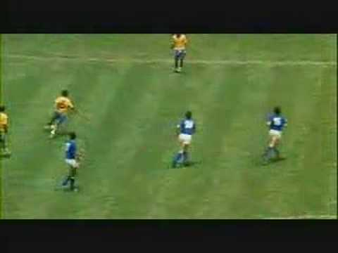 327bbd25d83ab World Cup 1970 Final - Brazil 4 1 Italy - YouTube